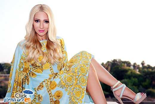 ראיון עם הזמרת רינת בר